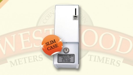 Slim Metal Case Timer