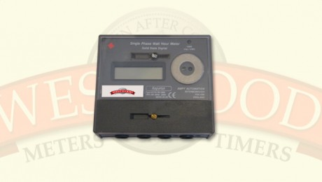 Reconditioned LCD Single Phase Meter