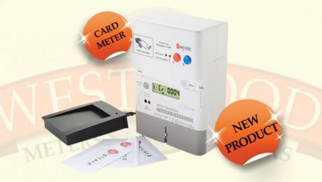 RFID PrePayment Card Meter