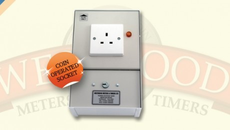 Coin Operated Socket Timer