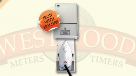 Standard Iron Timer With Holder