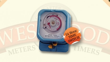 Reconditioned 24 Hour Time Switch