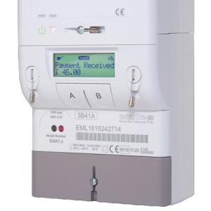 Emlite EMA1 Smart Topup Meter