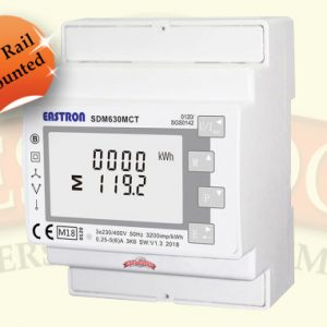 Eastron SDM630MCT-MID DIN Rail Multifunction Power Meter