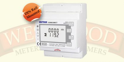 Eastron SDM630MCT-MID DIN Rail Multifunction Power Meter