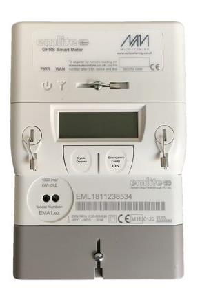 Emlite EMGSM1 Single phase Smart Meter